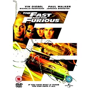 The Fast And The Furious [DVD] [2001]