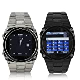 NEW! TW818 smart mens Watch 1.6 Touch Screen Unlocked Mobile Phone Hidden Camera TFT/1