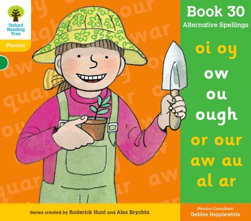 Oxford Reading Tree: Level 5: Floppy's Phonics: Sounds and Letters: Book 30