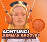 echange, troc Various Artists - Achtung! German Grooves