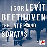 Igor Levit [Blu-Spec Cd2] Beethoven:Late Piano Sonatas