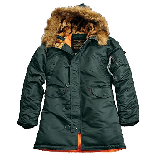 Alpha Industries - N3B VF 59 Frauen Winterjacke