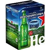 ハイネケン2016春UEFA チャンピオンズリーグ スペシャルBOX (330mlロングネックびん 4本入)×6セット