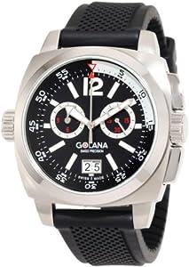 Golana Swiss Men'S Ae400-1 Aero Pro 400 Stainless Steel Watch