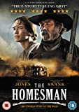The Homesman [DVD] [2014]