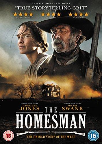 The Homesman [DVD] [2014]