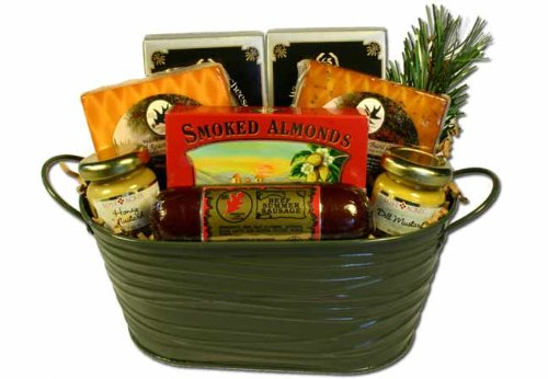 Northwoods Smokey Treats Gift Tin