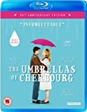 Umbrellas Of Cherbourg (50th Anniversary Edition)  [1964] [Blu-ray]