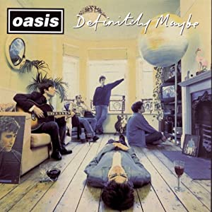 "Cover of ""Definitely Maybe"""