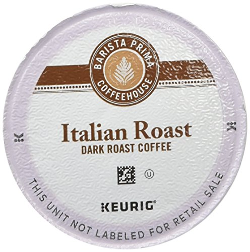 Keurig Barista Prima Coffeehouse Italian Roast Coffee K-Cup 18 ct (Keurig Barista House Blend compare prices)