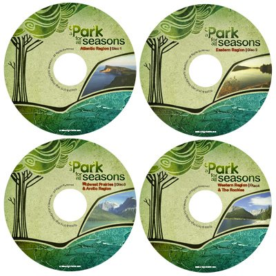 A Park For All Seasons (Four Volume Set)