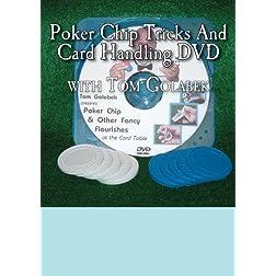 Poker Chip Tricks And Card Handling DVD