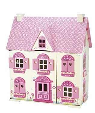 Searching for the perfect dolls house
