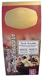 Harry & David Dark Chocolate Moose Munch Popcorn 4.5 Ounce Box