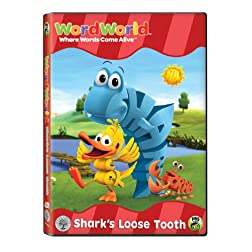 WordWorld: Shark's Loose Tooth