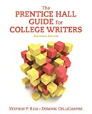 img - for The Prentice Hall Guide for College Writers (11th Edition) book / textbook / text book