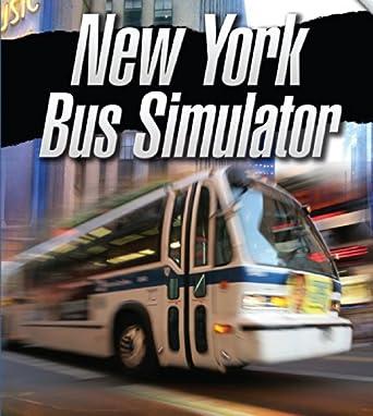 new york bus simulator download video games. Black Bedroom Furniture Sets. Home Design Ideas