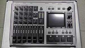 Roland VR-3 Portable Audio & Video Mixer with USB Port