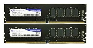 TEAM DDR4 PC4-17000 DDR4 2133MHzシリーズ Ecoパッケージ (8GBx2枚(16GBkit))