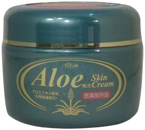トプラン 薬用アロエクリーム潤い美白 250g