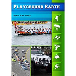 Playground Earth Seats And Peaks