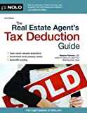 img - for The Real Estate Agent's Tax Deduction Guide by Stephen Fishman (2012-12-28) book / textbook / text book