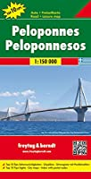 PELOPONESE 1/150.000
