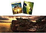 【Amazon.co.jp限定】 ジャングル・ブック MovieNEXプラス3Dスチールブック:オンライン数量限定商品 [ブルーレイ3D+ブルーレイ+DVD+デジタルコピー(クラウド対応)+MovieNEXワールド](オリジナルワイドポスター付) [Blu-ray]