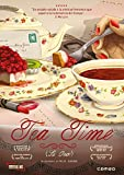 Tea Time  La Once [DVD]