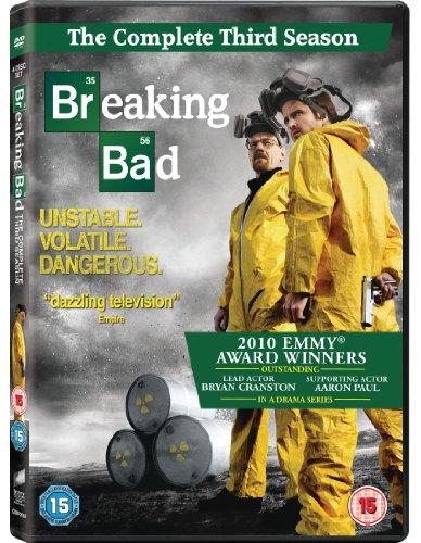 Breaking Bad - Season 3 [DVD]