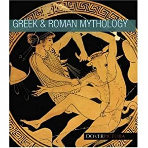 Greek and Roman Mythology (Dover Pictura Electronic Clip Art) Alan Weller and Dover Pictura