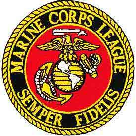 Marine corps league cover patches