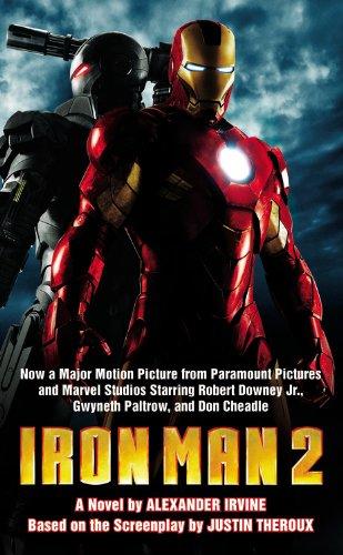 Iron Man 2, Alexander Irvine