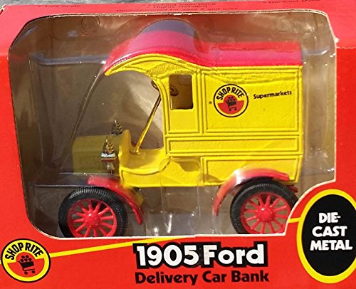 ertl-1988-shop-rite-1905-ford-delivery-truck-promo-bank-in-diecast-metal-125-scale
