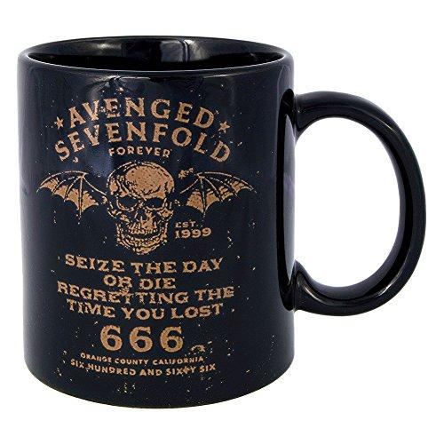 Tazza Seize The Day Avenged Sevenfold (Nero)
