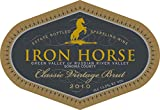2010 Iron Horse Vineyards Estate Classic Vintage Brut 750 mL
