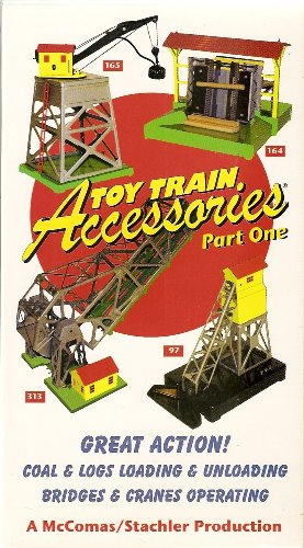 Toy Train Accessories Part One