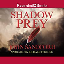 Shadow Prey Audiobook by John Sandford Narrated by Richard Ferrone