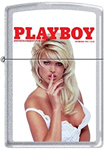 Amazon.com : Zippo Playboy November 1994 Cover Satin
