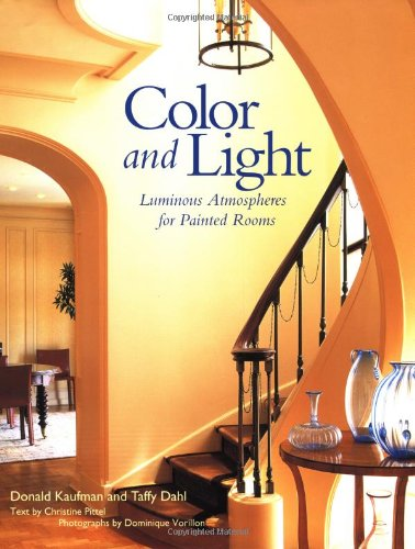 Color And Light: Luminous Atmospheres For Painted Rooms front-861038