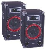 Kompakt Monitor 2-Wege PA-Box Klinke/Klemmanschluss robust
