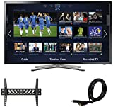 Samsung UE32F5500 32-inch Widescreen LED Smart Wi-Fi TV with Freeview HD, Wall Bracket and 2.5m HDMI