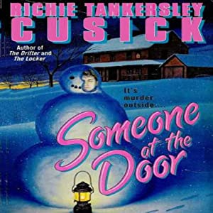 Someone at the Door | [Richie Tankersley Cusick]