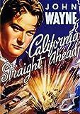 California Straight Ahead - John Wayne 1937 B&W