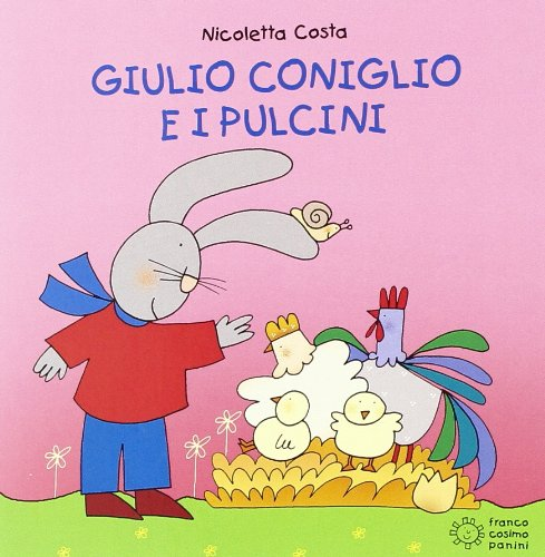 Giulio Coniglio e i pulcini PDF