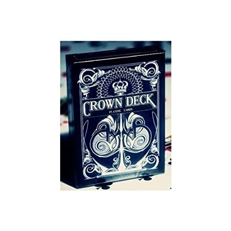 Top Deck Cards:  Blue Crown Playing Cards V2