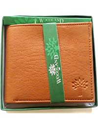 Woodland Tan Wallet For Men