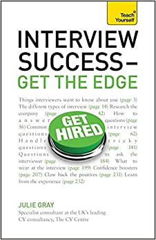 Interview Success - Get The Edge (Teach Yourself)