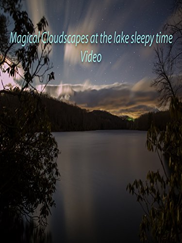 Magical Cloudscapes sleepy time Video