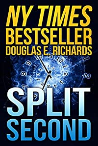 Split Second by Douglas E. Richards ebook deal
